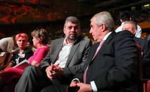 Marcel Ciolacu Călin Popescu Tăriceanu Ciolacu Tăriceanu