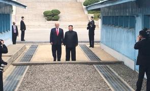Donald Trump Kim Jong Un Trump