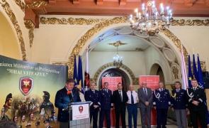 Gabriel Oprea Uniunea Militarilor și Polițiștilor 'Mihai Viteazul'