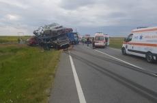 accident olt 6 masini