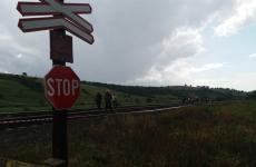 Accident feroviar 3 Cluj