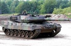 Leopard tanc