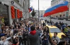 Moscova proteste