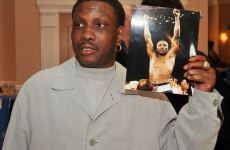 Pernell Whitaker fost boxer