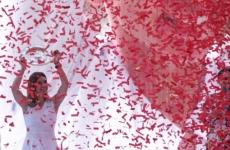 Inquam Simona Halep tricolor bucurie