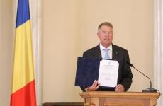Inquam Klaus Iohannis promulgare