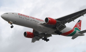 kenyan airlines