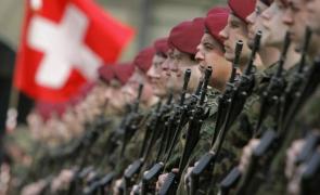swiss armata elvetia army