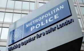 Metropolitan Police politia Londra
