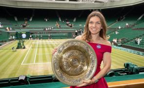 Simona Halep Wimbledon