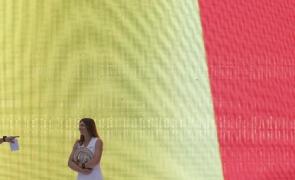 Inquam Simona Halep tricolor