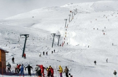 Kaimaksalan ski