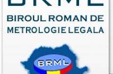 BRML Biroul Roman de Metrologie Legala