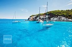 Paxoi Grecia iaht vacanta mare