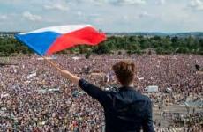Praga, proteste