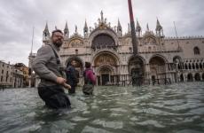 Veneția, inundații