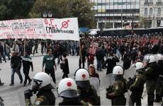 Grecia, proteste comemorare 1973