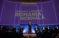 Inquam Klaus Iohannis dezbatere