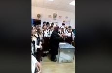 sectie votare galati