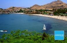 Limnos Grecia mare