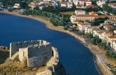 Lemnos Grecia mare