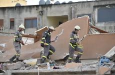 salvatori romania cutremur albania