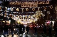 Inquam iluminat festiv bucuresti decoratiuni