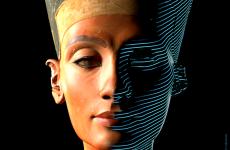 Nefertiti egipt mumie