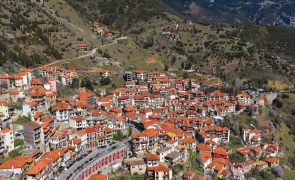 Arachova turism grecia