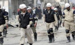 Mayday Rescue Castile Albe siria