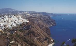 Cyclades Santorini Grecia vacanta