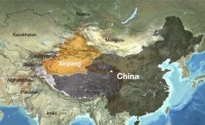Xinjiang, regiune în China