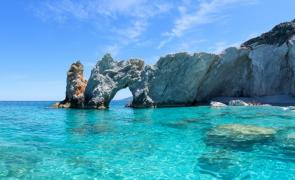 Skiáthos mare grecia