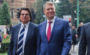 Klaus Iohannis Nicolae Robu