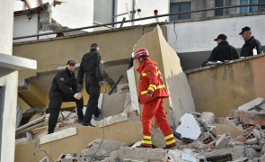 salvatori romani cutremur albania1