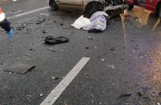 Accident A1 Timisoara
