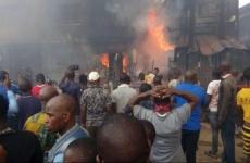 tragedie explozie Nigeria
