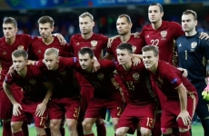 rusia fotbal nationala