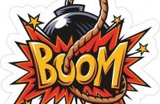Boom explozie