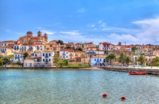 Galaxidi Grecia turism