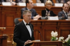 iohannis parlament