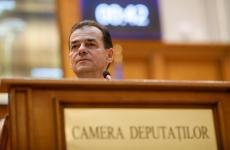 Inquam Ludovic Orban Parlament