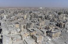Rakka, Siria