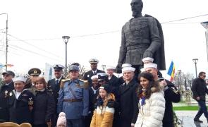 soldati americani deveselu parada 1 decembrie