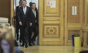 Klaus Iohannis Ludovic Orban