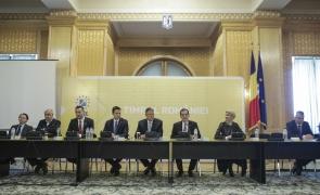 Klaus Iohannis Ludovic Orban PNL