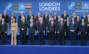 lideri nato summit londra