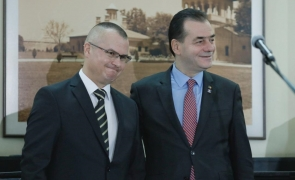 Ludovic Orban prefect ilfov