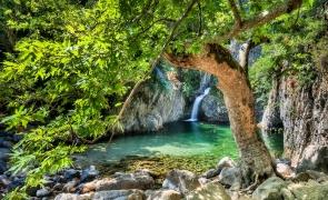 Grecia vacanta Samothraki vathres Samotracia