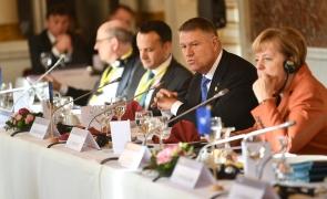 Klaus Iohannis summit